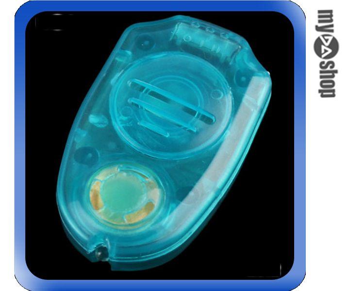 《DA量販店B》全新 迷你 兩段式 音頻驅蚊器 可隨身攜帶 內附 錶帶 水銀電池 (22-131)