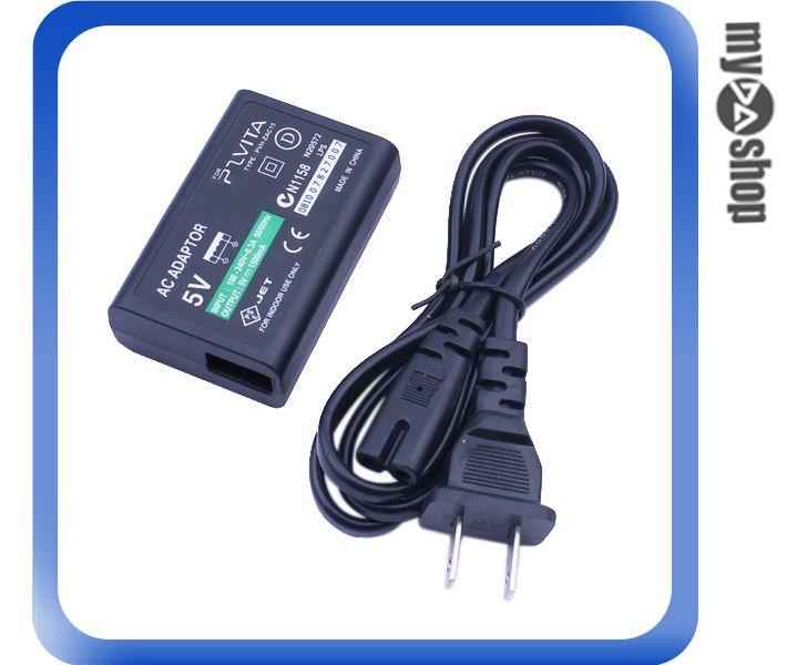 《DA量販店》PS VITA 專用 AC-DC 充電器 變壓器 電源線 旅充(77-194)