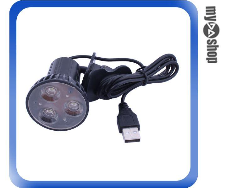 《DA量販店》居家 生活 擺路邊攤 USB 夾式 360度 LED 檯燈 照明燈(79-2115)