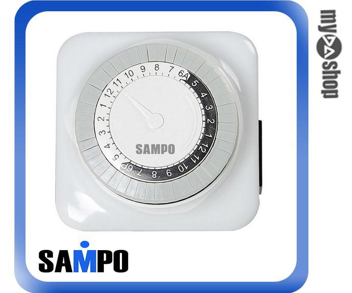 《DA量販店》SAMPO 倒數 計時 定時器 每刻度30分鐘 EP-UN1BT(W89-0006)