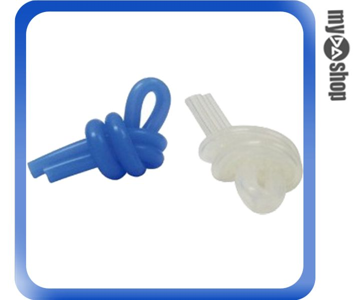 《DA量販店》Infin 網球 球拍 消音避震條 2個 藍色 白色(W92-0002)