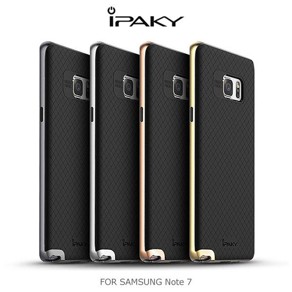 強尼拍賣~ iPAKY SAMSUNG Galaxy Note 7 大黃蜂保護殼 背蓋 防刮耐磨