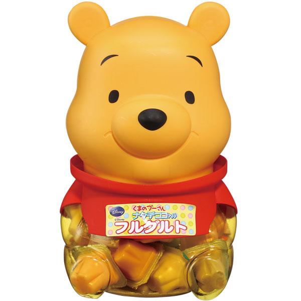 《Triko》維尼熊優酪果園果凍綜合桶 580g (桶)-附提繩