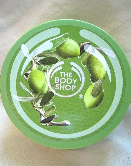 *Realhome* The Body Shop *橄欖活化身體滋養霜 旅用瓶~ 限量到貨