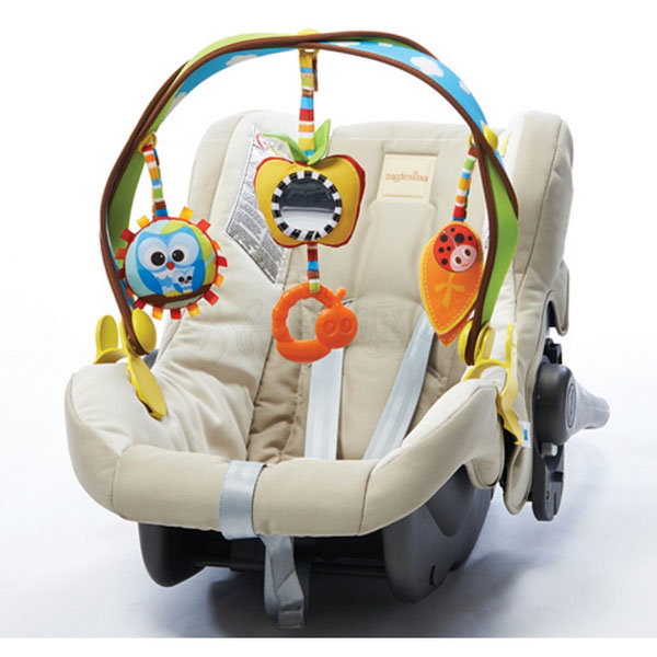美國 Tiny Love 嬰兒車益智玩具森林地【六甲媽咪】