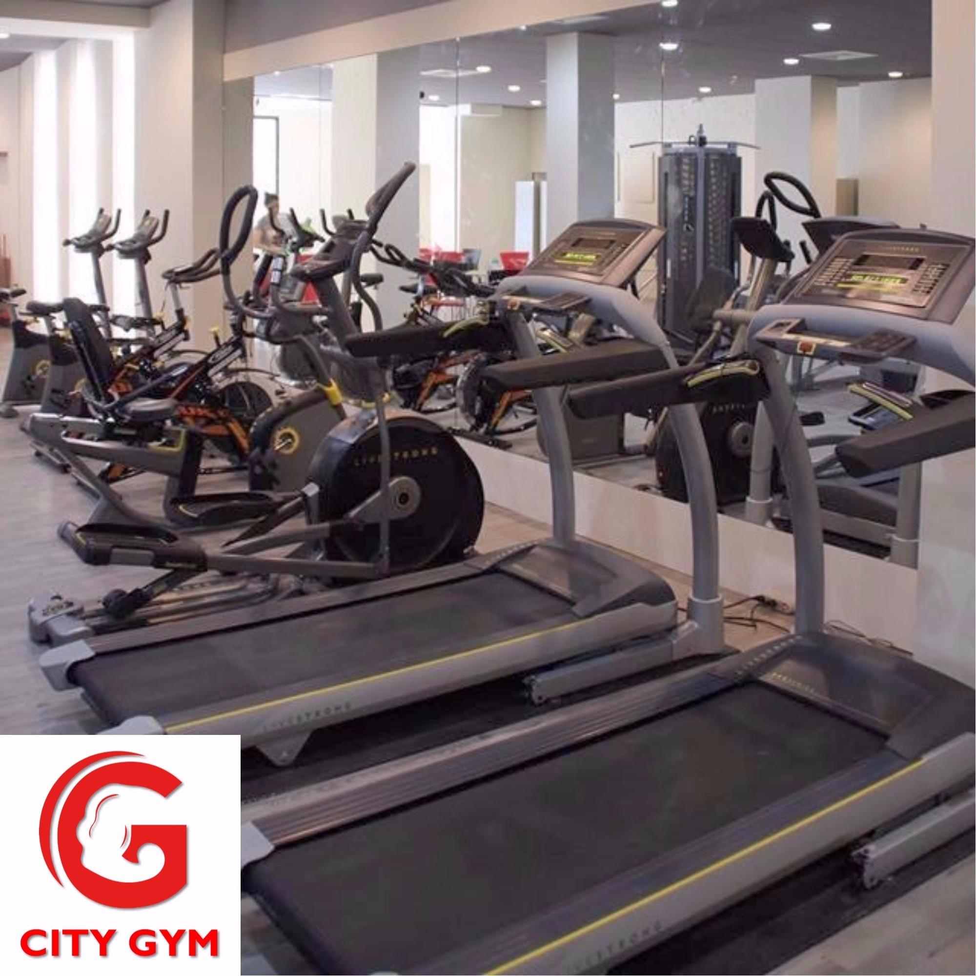 City GYM健身城市-超優惠5張運動券
