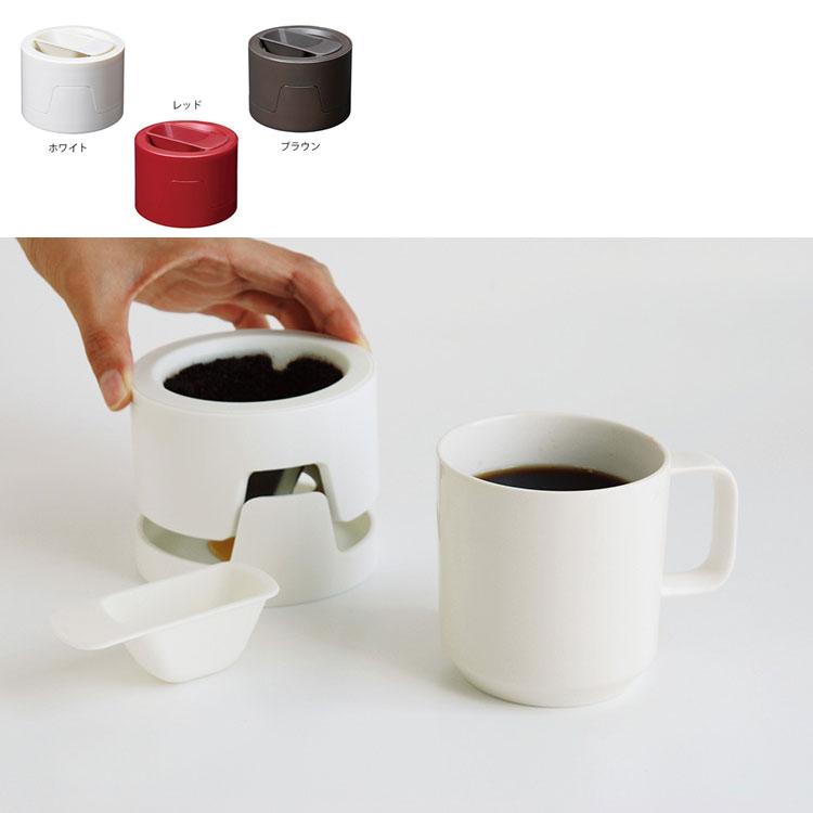 KINTO 一人份手沖咖啡濾杯 column coffee dripper 日本帶回 免耗材 白色
