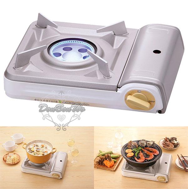 日本製Iwatani岩谷達人燒烤盤專用和風內焰卡式爐瓦斯爐中秋烤肉907609海渡