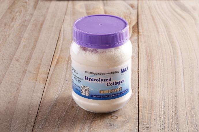 MAX 麥斯 水解膠原蛋白 100g 使用頂級德國Gelita