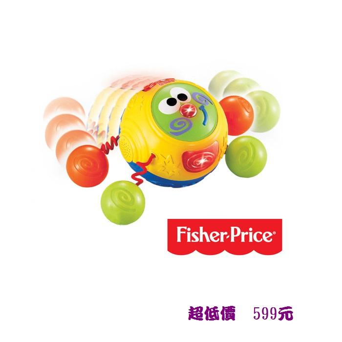 *美馨兒*Fisher-Price 費雪-跳舞好朋友【螃蟹】599元
