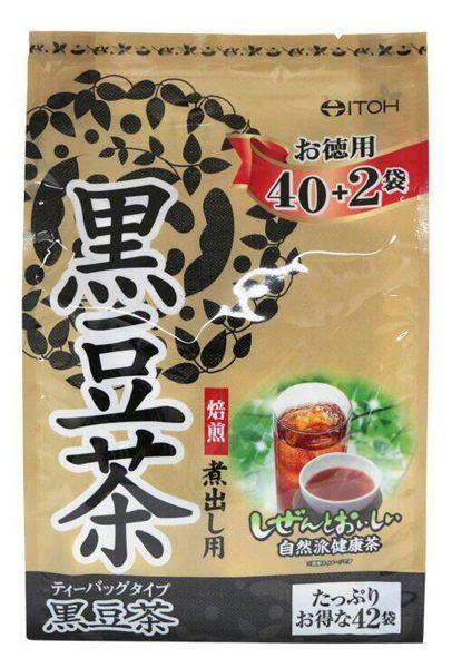 日本ITOH德用 井藤漢方製藥 黑豆茶 5gx42/包 原價$399 特價$319