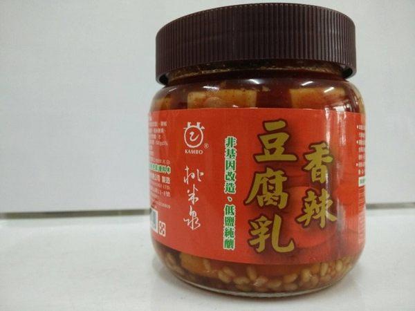 桃米泉 香辣豆腐乳(非基改) 600g/罐 原價$200 特價$185
