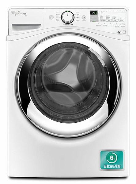 新禾代理 Whirlpool 惠而浦 WFW87HEDW 極智Duet 滾筒洗衣機(15KG) ~~※熱線07-7428010