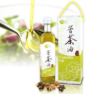 【特活綠】冷壓苦茶油1瓶?未精製化優質種籽油