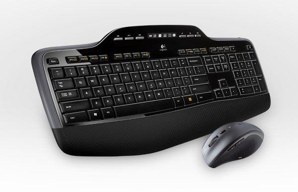羅技 Logitech MK710 無線滑鼠鍵盤組 MK-710 MK 710 2.4GHz 通用接收器