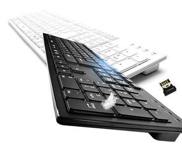 i-rocks 艾芮克 RF-6430 2.4GHz 無線懸浮式巧克力鍵盤 [天天3C]