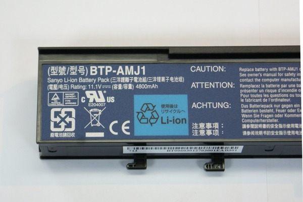 全新ACER原廠電池BTP-AMJ1 2420.2920.3100.3280.3620.4720.5550 5560 【天天3C】