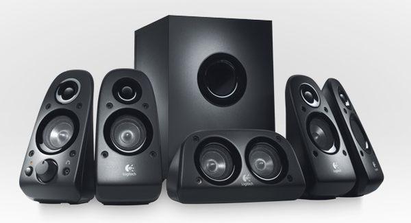 羅技 Logitech Z506 75W 5.1聲道喇叭 Z-506 Z 506 3D立體環繞