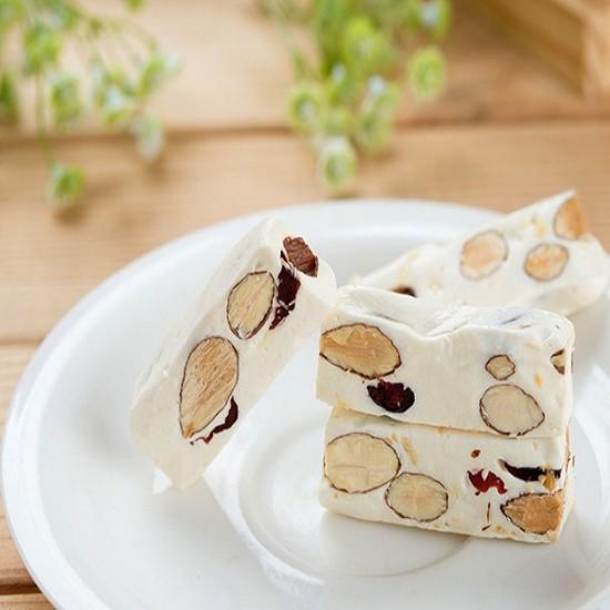 【湘禾烘焙】法式牛軋糖5顆分享包(綜合口味)-堅持不加硬化劑、防腐劑等添加物