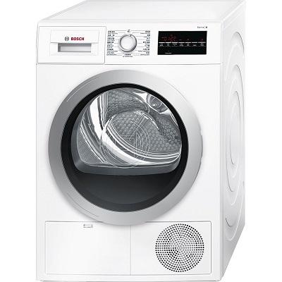 詢價再優惠! 德國 BOSCH 博世家電 冷凝式乾衣機 WTG86401TC ( 歐規8KG ) ★德國工藝,品質保證!