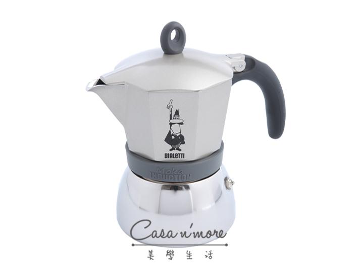 Bialetti 經典摩卡壺 咖啡壺 義式咖啡 電磁爐可用3人份 金色