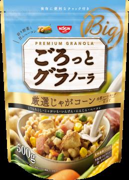 【橘町五丁目】日清早餐綜合穀片-馬鈴薯玉米-500g