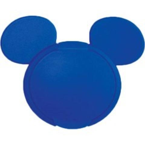 日本 Disney 重複黏濕紙巾用盒蓋【藍色米奇】*夏日微風*