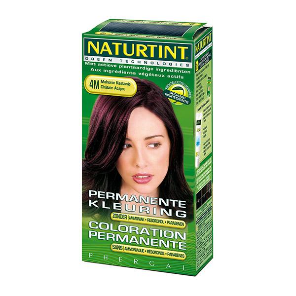 NATURTINT 赫本染髮劑-4M赤褐棕色