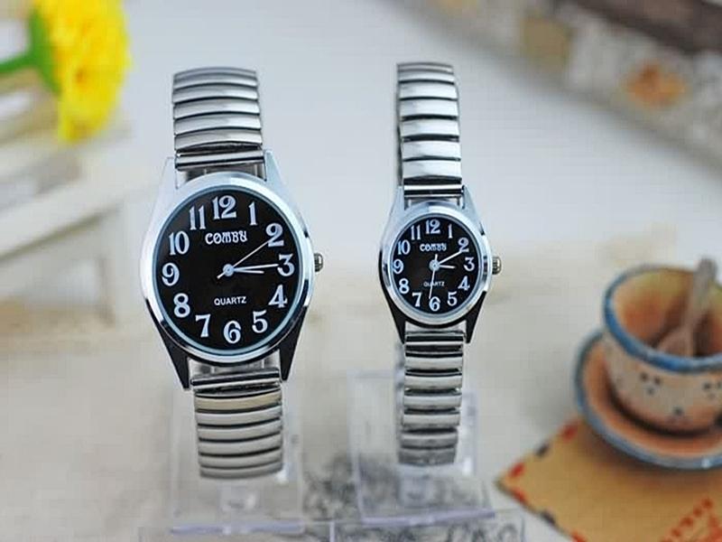 《316小舖》【PE64】(時尚情人對錶-男女對錶-單件價 /男女手錶/情人手錶/情侶手錶/情侶對錶/石英錶/機械錶/時尚鋼錶/手錶禮物)