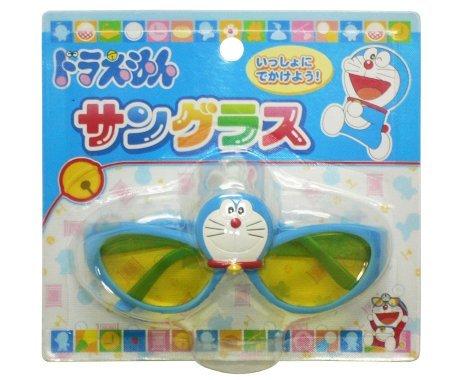 日本正版進口 Doraemon哆啦A夢/機器貓小叮噹 玩具 造型太陽眼鏡(小朋友專用)