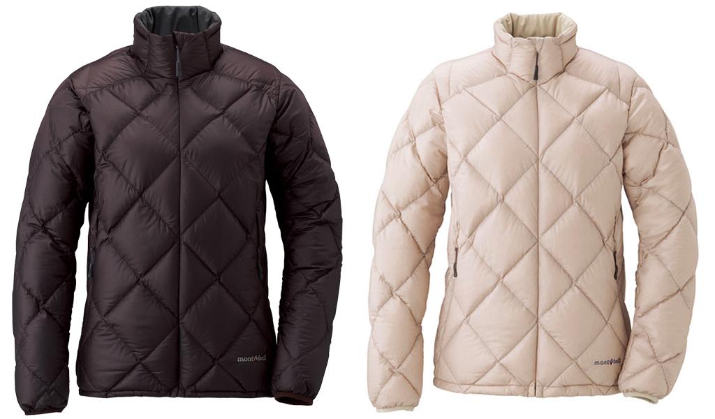 【露營趣】中和 Mont-Bell 1101429 Light Alpine down Jackt 女款羽絨夾克 800Fill 高規格羽絨 保暖超輕量