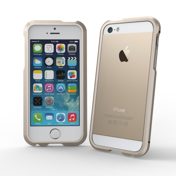 Deason.iFantasy iPhone5/5S 鋁合金 磁吸式 保護邊框