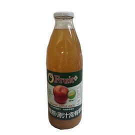 有機園 歐芙有機蘋果汁6+奧莉塔冷壓橄欖油250ml+送瀉鹽 新鮮現貨