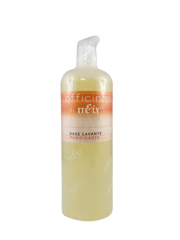 ITELY 米蘭 伊黛莉 頭皮系列 淨化髮浴(洗髮精)1000ml