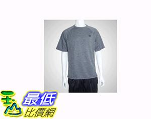 [COSCO代購 如果沒搶到鄭重道歉] Champion Vapor 系列 男短袖運動 T 恤 深灰色 W108056-DGY