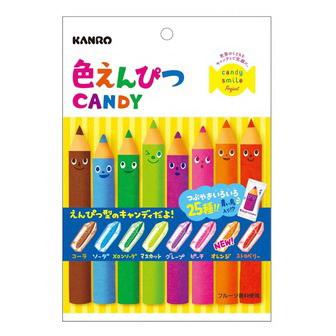 KANRO甘樂鉛筆造型糖(80g)