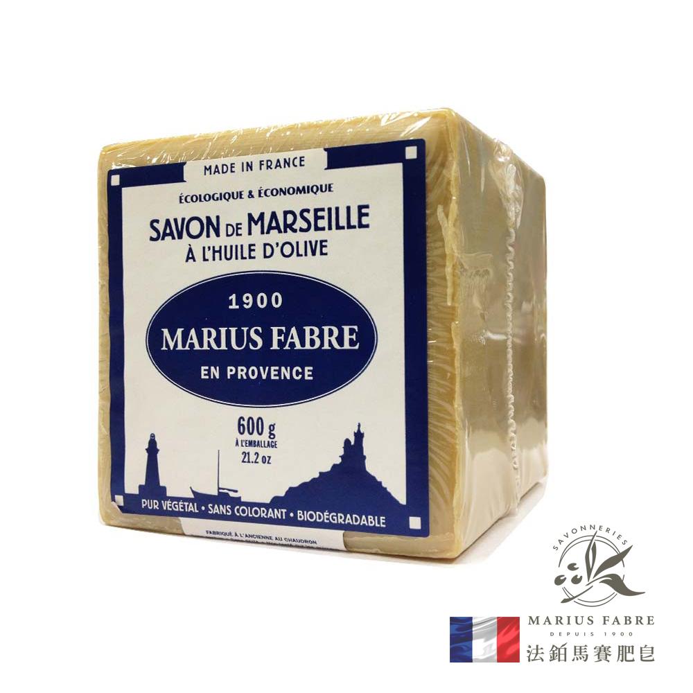 【MARIUS FABRE】法鉑橄欖油經典馬賽皂/600g
