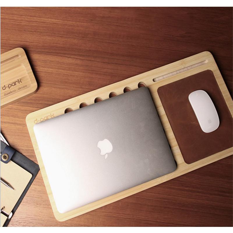 時尚蘋果配件 mackbook air ipad pro 9.7 Thinkpad 13/14/15 吋 實木散熱座