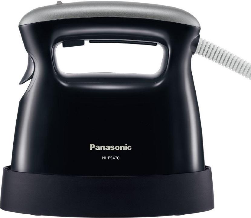 日本 Panasonic NI-FS470 迷你直立平燙 2way 衣物除臭殺菌衣物蒸氣掛燙熨斗 (預購)