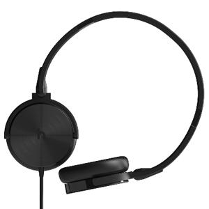 hoomia 好米亞|U3 classic headphones 經典旋轉折疊耳罩式耳機-金屬黑