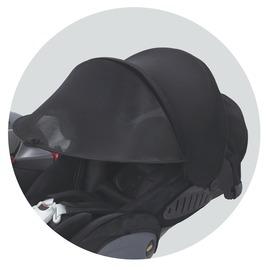 Aprica愛普力卡 - Fladea HIDX 765 旗艦平躺型臥床椅(汽座)專用成長型豪華睡眠遮陽罩