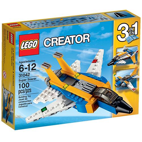 樂高積木LEGO《 LT31042 》2016 年 Creator 創意大師系列 - 超級滑翔機