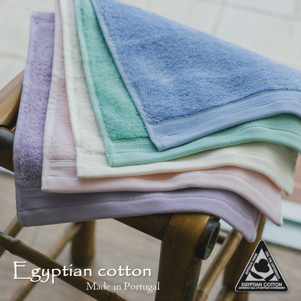ELEGANTE 方巾【五色】Egyptian cotton埃及棉 ; 33X33CM ; 葡萄牙進口代理 ; 翔仔居家