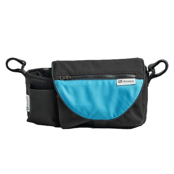 Choopie CityStroll 二合一推車置物袋(藍)