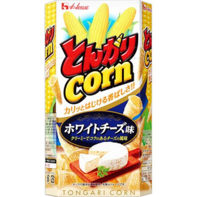 好侍六角玉米餅-起士 75g