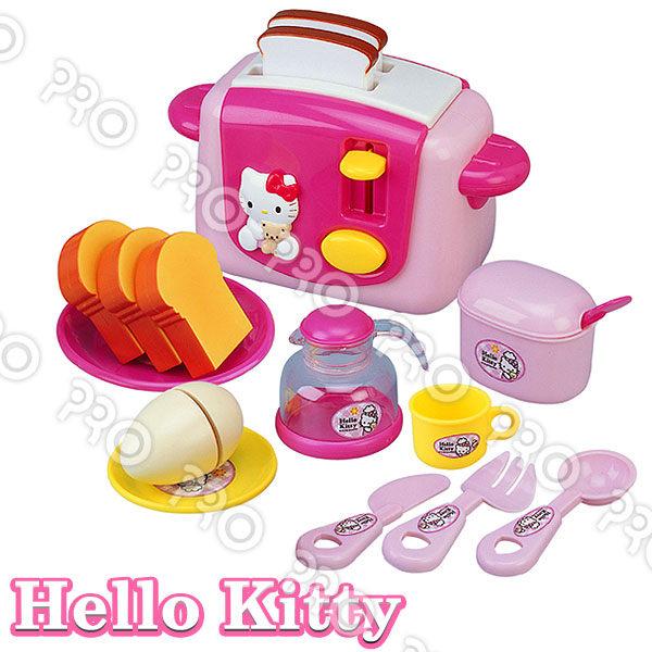 HELLO KITTY烤麵包機→FB姚小鳳