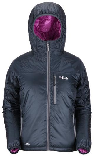 《台南悠活運動家》 RAB 英國 Xenon X Hoodie 連帽化纖外套 QIN61