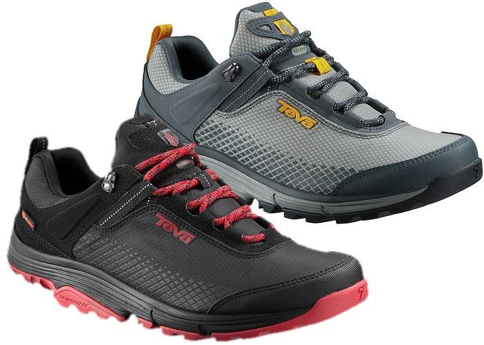《台南悠活運動家》TEVA 美國 EVENT 防水健行登山鞋 1006519