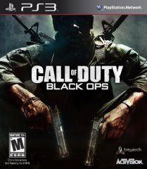 【Playwoods】[PS3遊戲] 決勝時刻:暗黑行動Call of Duty : Black Ops(英文亞版-現貨-限制級-射擊)