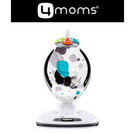 【淘氣寶寶】【4moms】美國 mamaRoo媽媽抱/嬰兒搖床/電動安撫搖床 3.0(設計師)